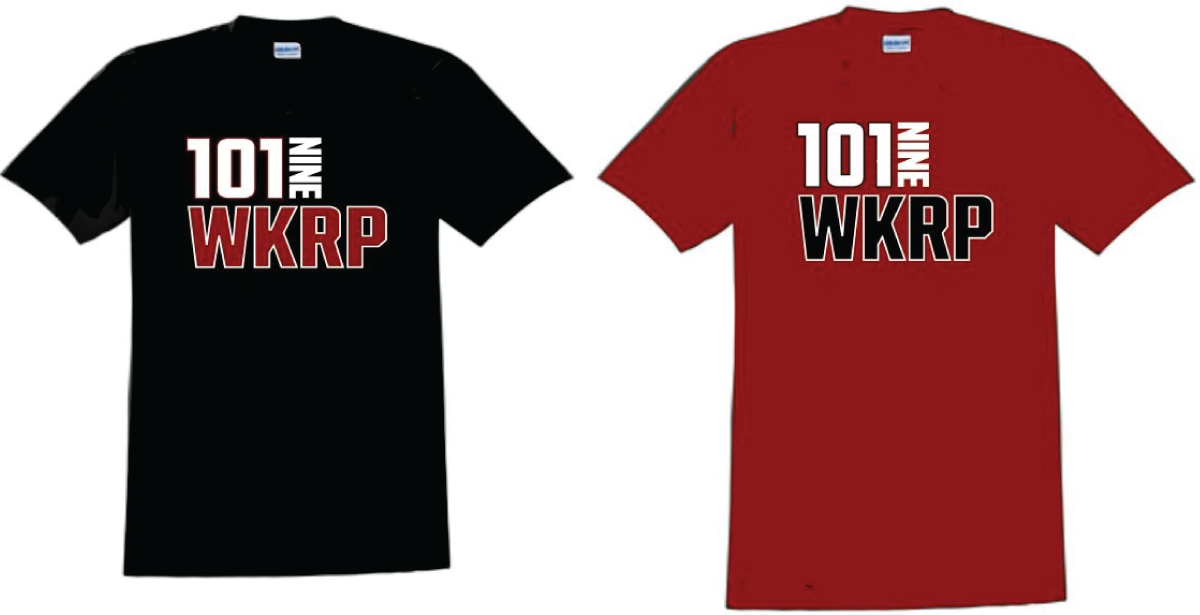 The WKRP T-Shirt